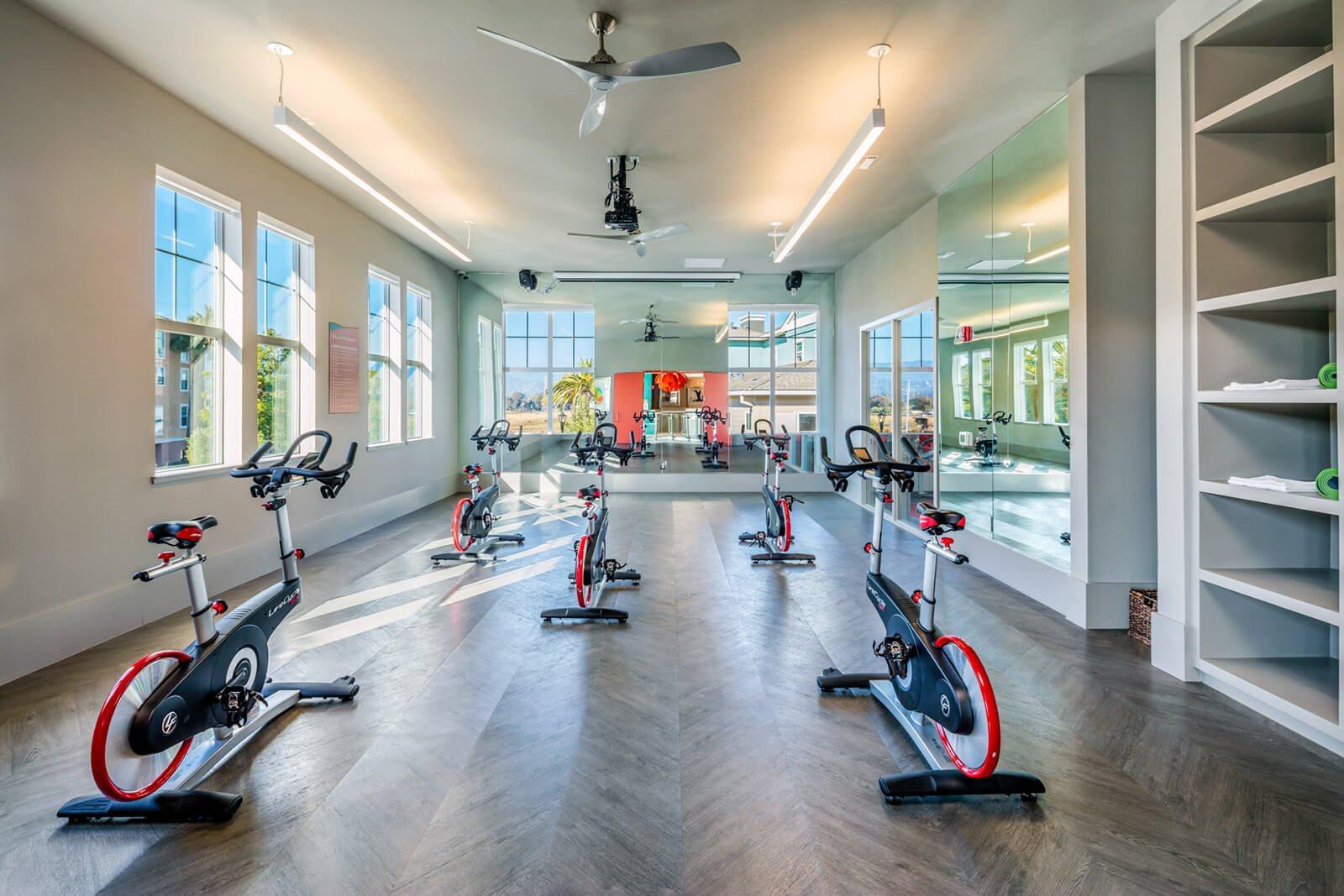 Spin & Yoga Studio at Blu Harbor by Windsor, 1 Blu Harbor Blvd, CA