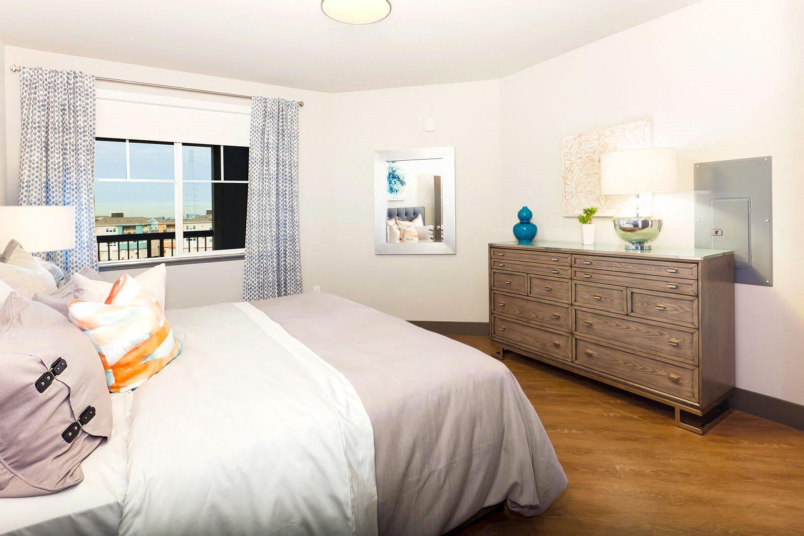Spacious Bedroom at Blu Harbor by Windsor, Redwood City, CA
