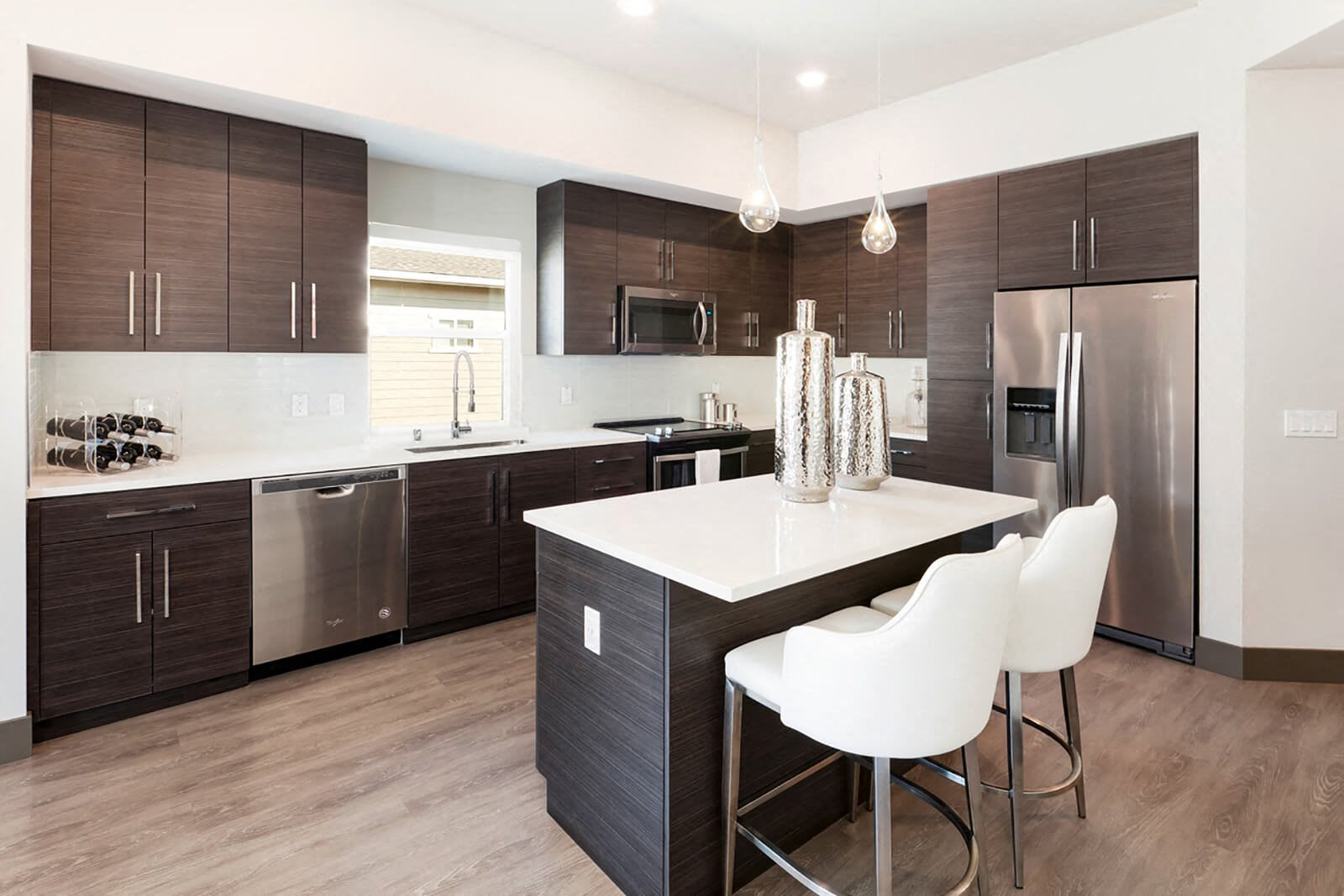 Chef Inspired Kitchen at Blu Harbor by Windsor, California, 94063