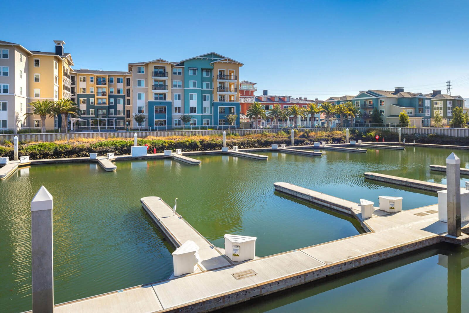 Ideal Property Location at Blu Harbor by Windsor, Redwood City, California