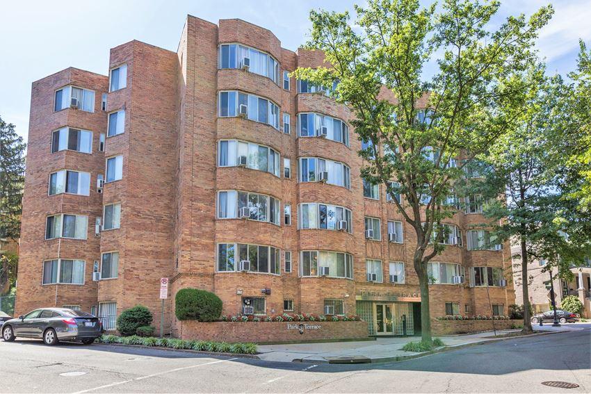 Park Terrace Apartments Exterior Washington DC