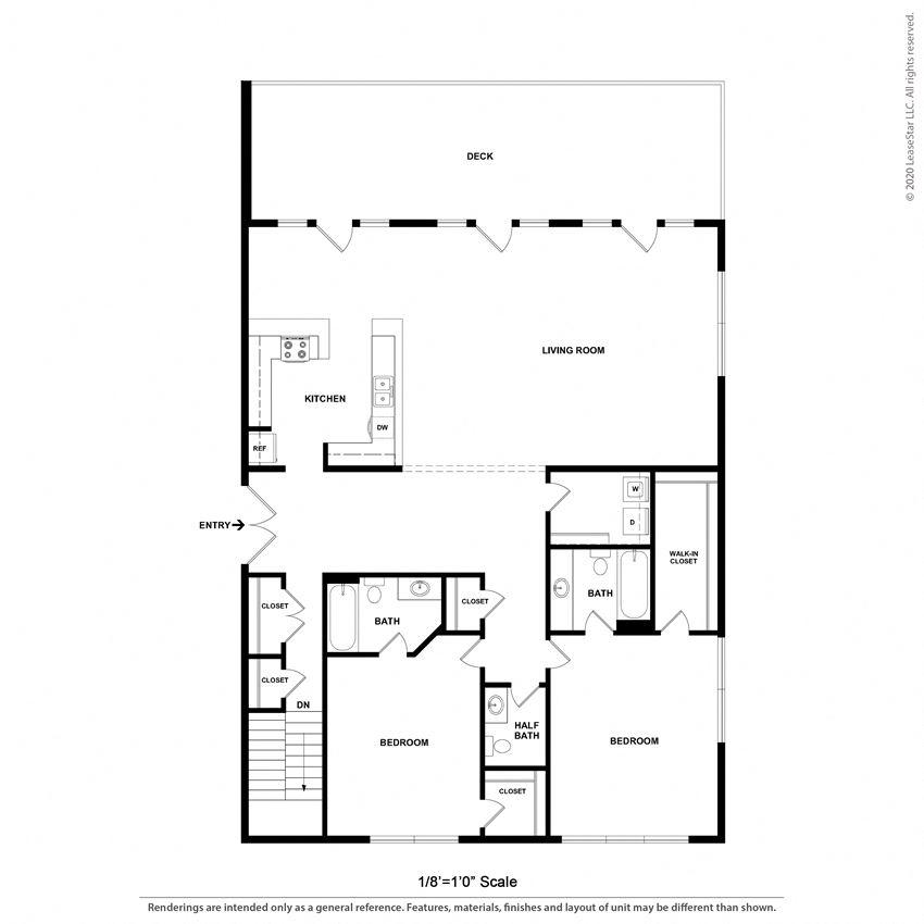 Penthouse Units