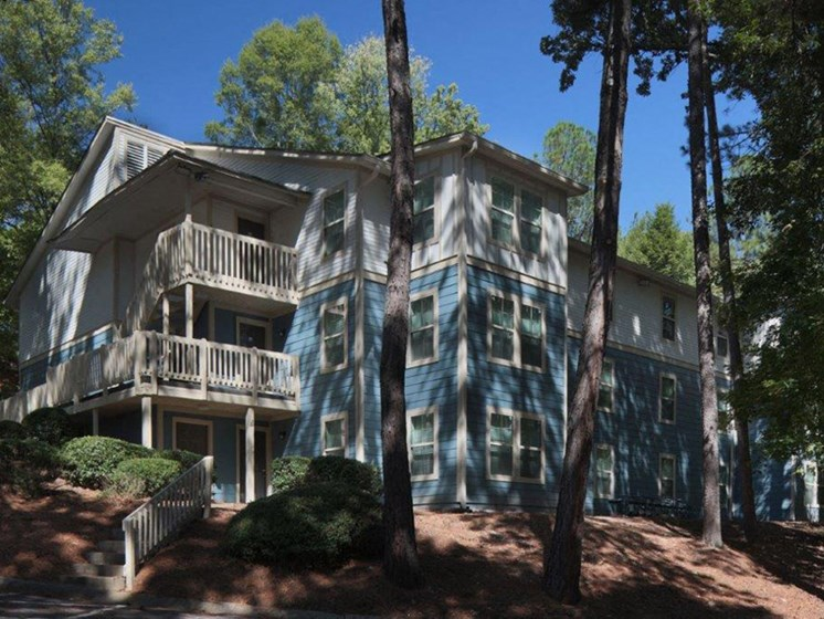 Peaceful Wooded Setting at Paces Ridge at Vinings, GA 30339