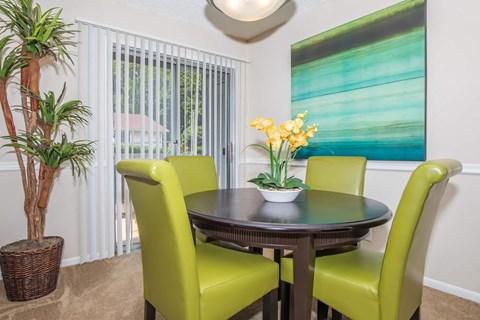 Elegant Dining Room at Forest Ridge on Terrell Mill, Marietta, 30067