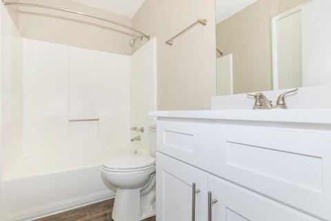 Bathroom With Bathtub at Forest Ridge on Terrell Mill, Marietta, 30067