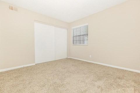 Carpeted Living Area at Forest Ridge on Terrell Mill, Marietta, GA, 30067
