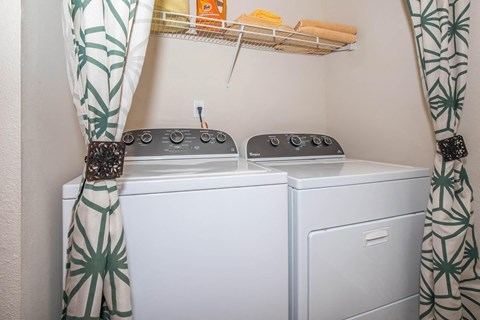 Washer And Dryer In Unit at Forest Ridge on Terrell Mill, Marietta, 30067