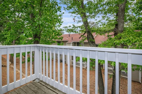 Balcony at Forest Ridge on Terrell Mill, Marietta, 30067