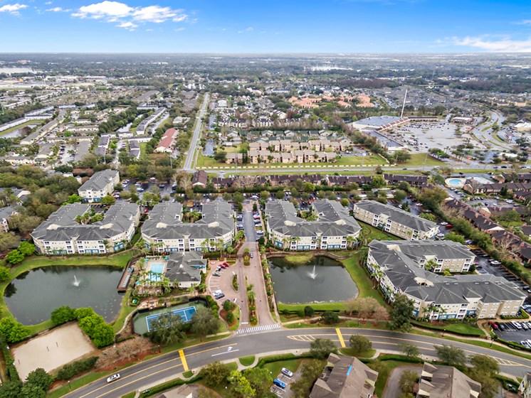 Apartments At Prime Location Of City at Savannah at Park Central, Florida, 32839
