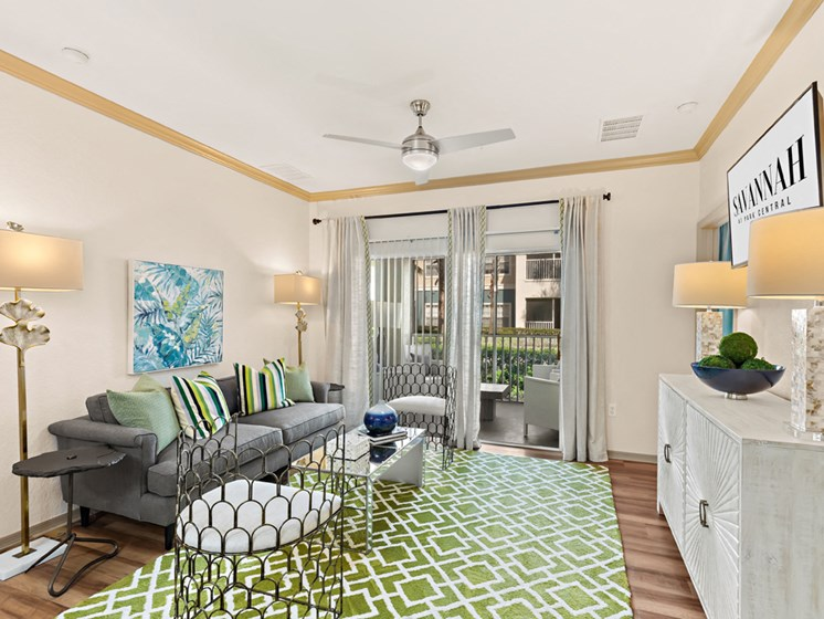 Well Decorated Apartment With Plenty Of Natural Lights at Savannah at Park Central, Orlando, 32839