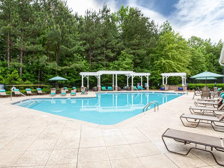 Brodick Hills pool