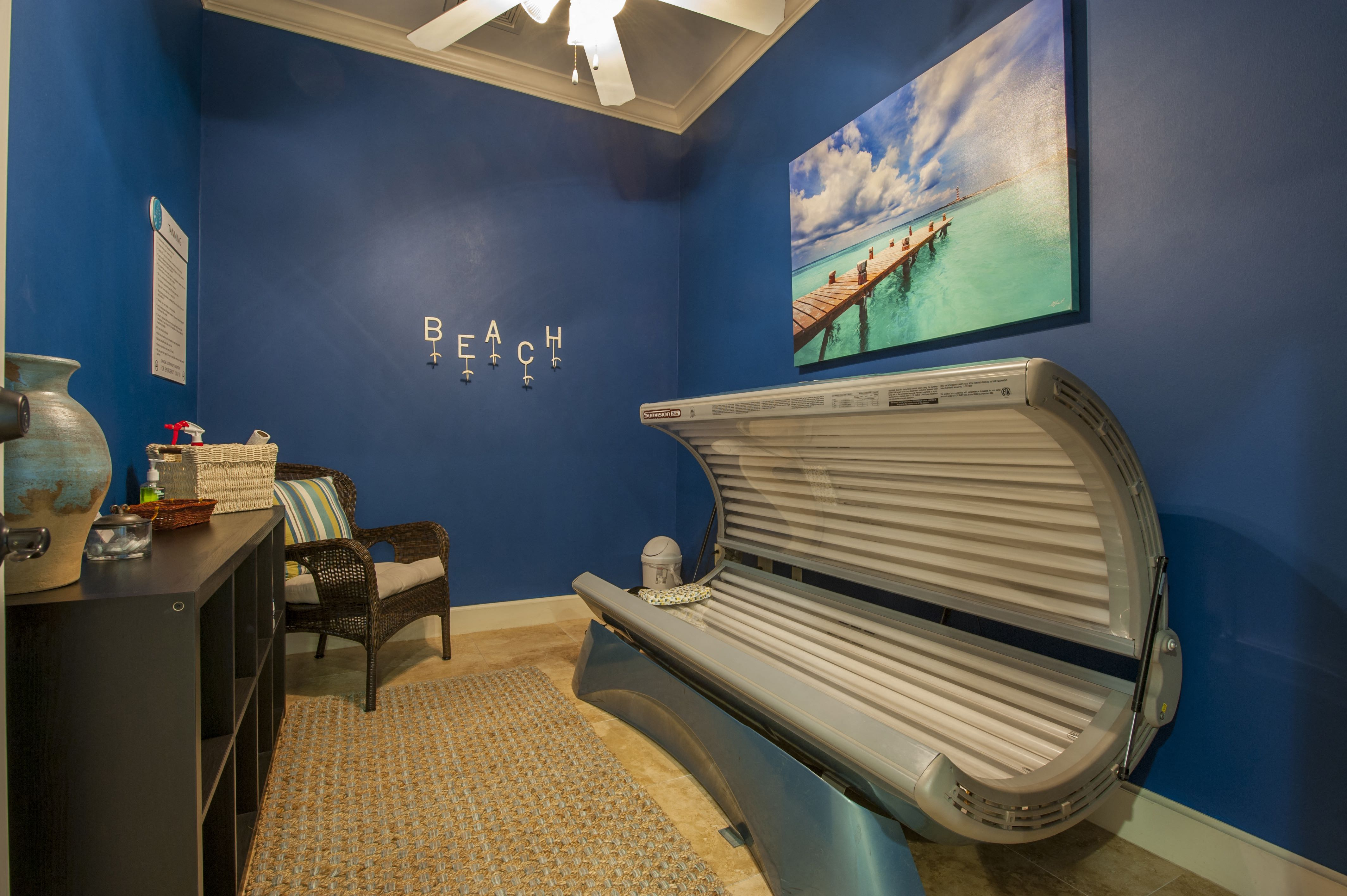 Spa Room at Century South Shore, League City, TX