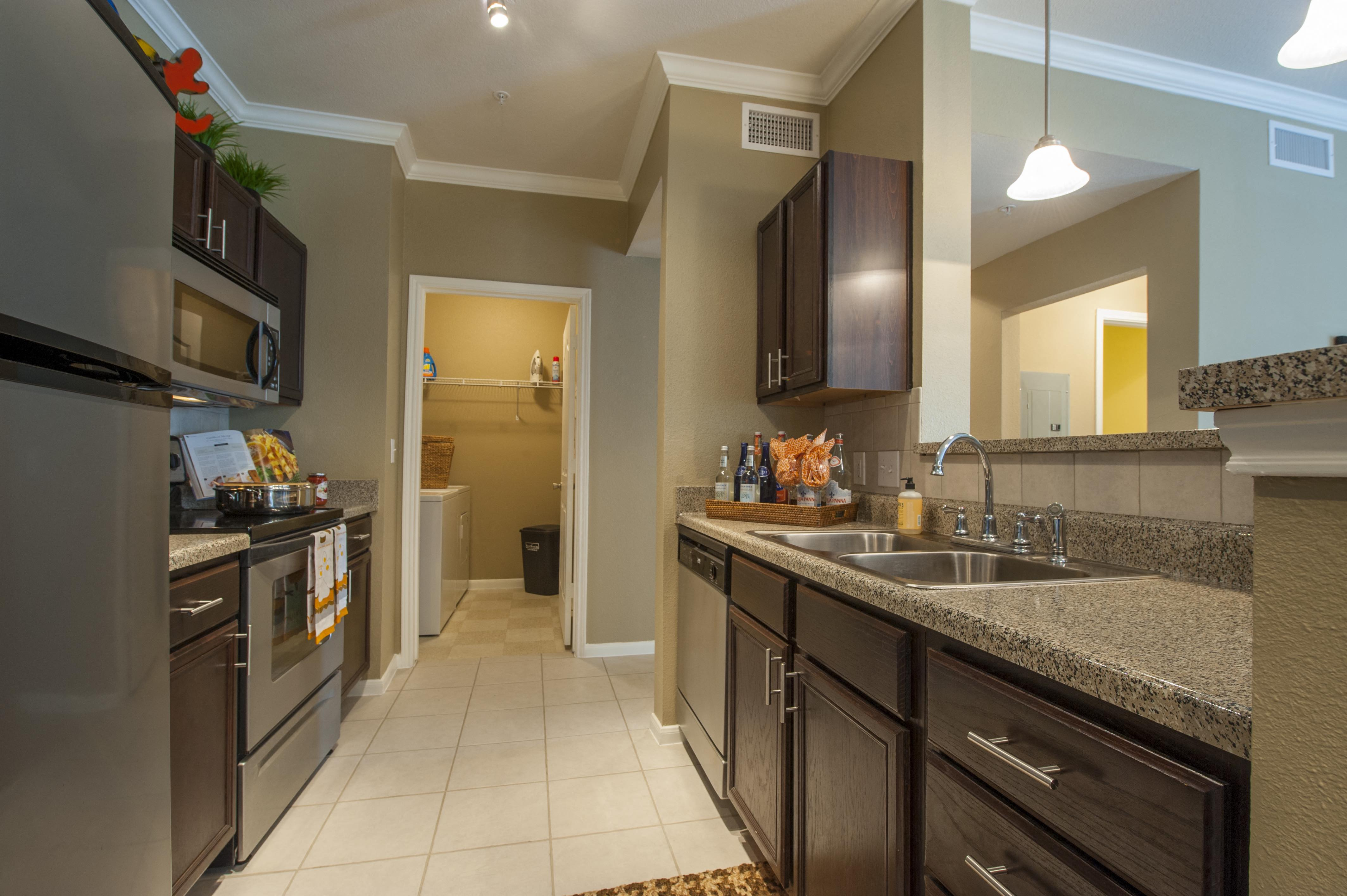 Spacious Laundry Room at Century South Shore, League City, 77573