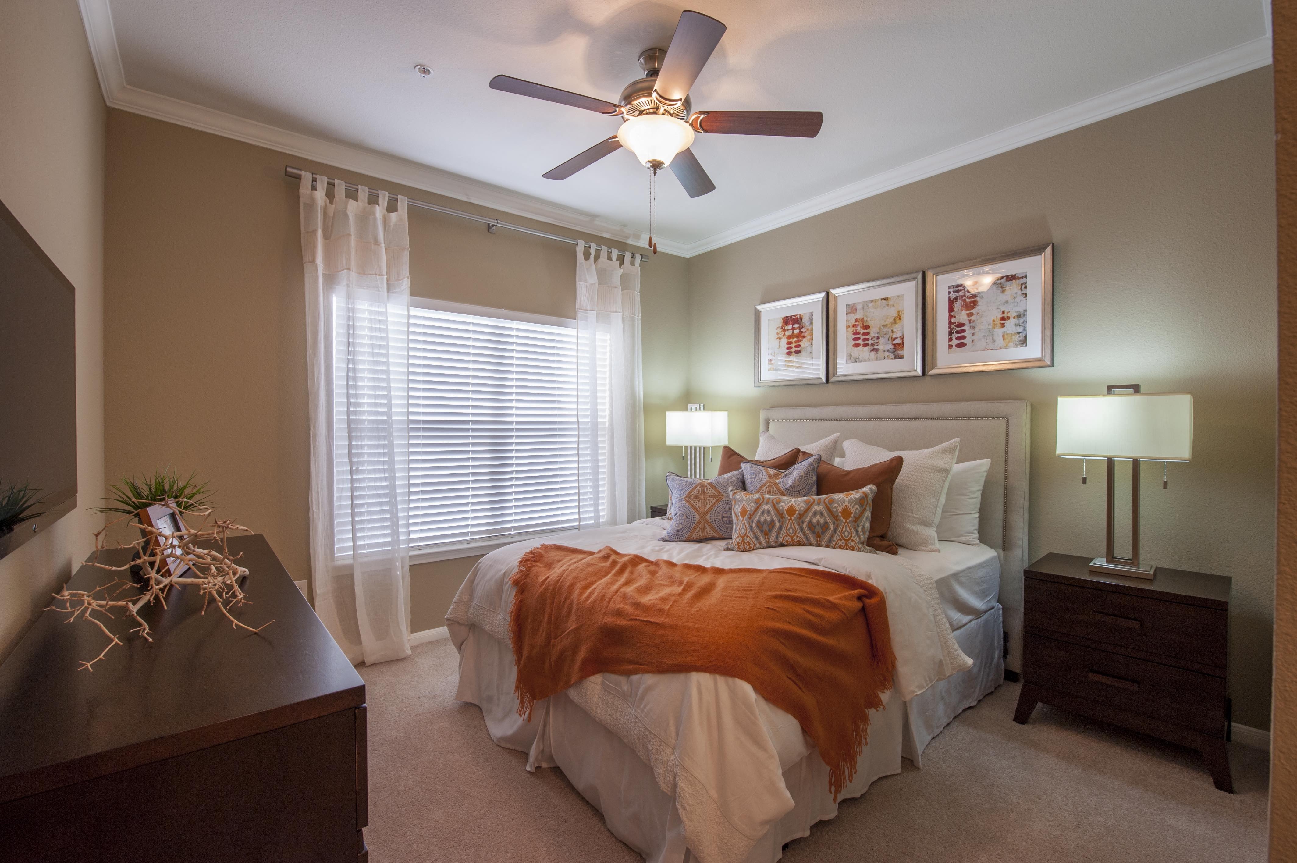 Bedroom With Plenty Of Natural Lights at Century South Shore, League City, Texas