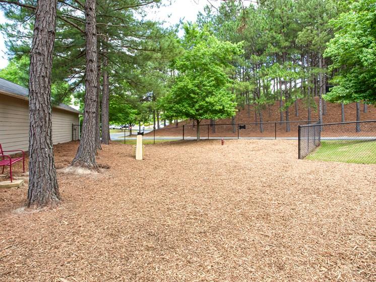 Brodick Hills dog park