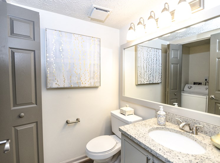 Upgraded Bathroom Fixtures at Collier Ridge, Atlanta, 30327