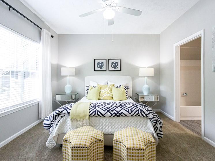 Brodick Hills 2 bedroom model bedroom master