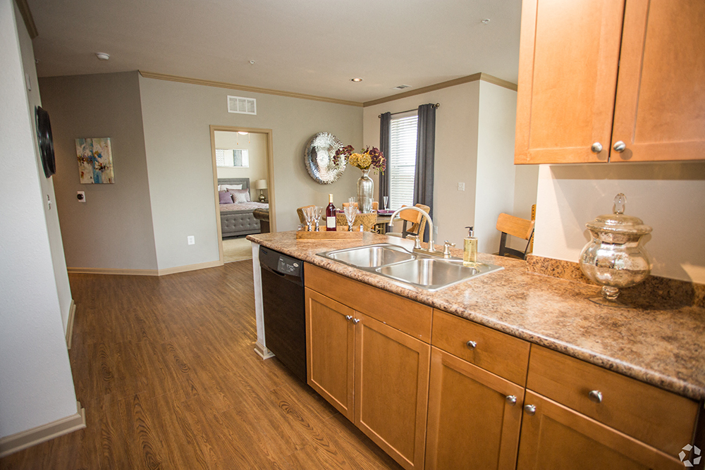 Fully Furnished Kitchen at Century Summerfield, Landover, 20785