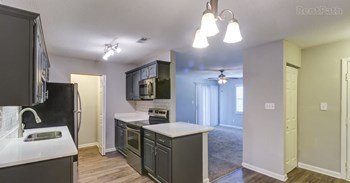 5011 S. Alston 1 Bed Apartment for Rent Photo Gallery 1