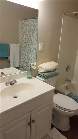 Bathroom Mirror at Coach House, Chelmsford