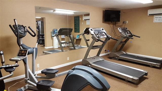 24 Hour Fitness Gym at Coach House, Chelmsford, 01824