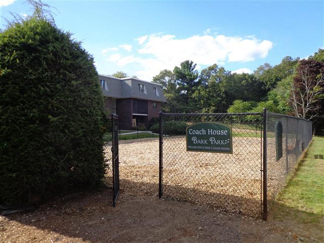 Bark Park at Coach House, Chelmsford, MA