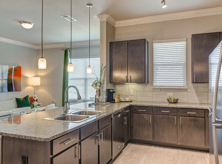 Fitted Kitchen at Century Travesia, Austin, 78728