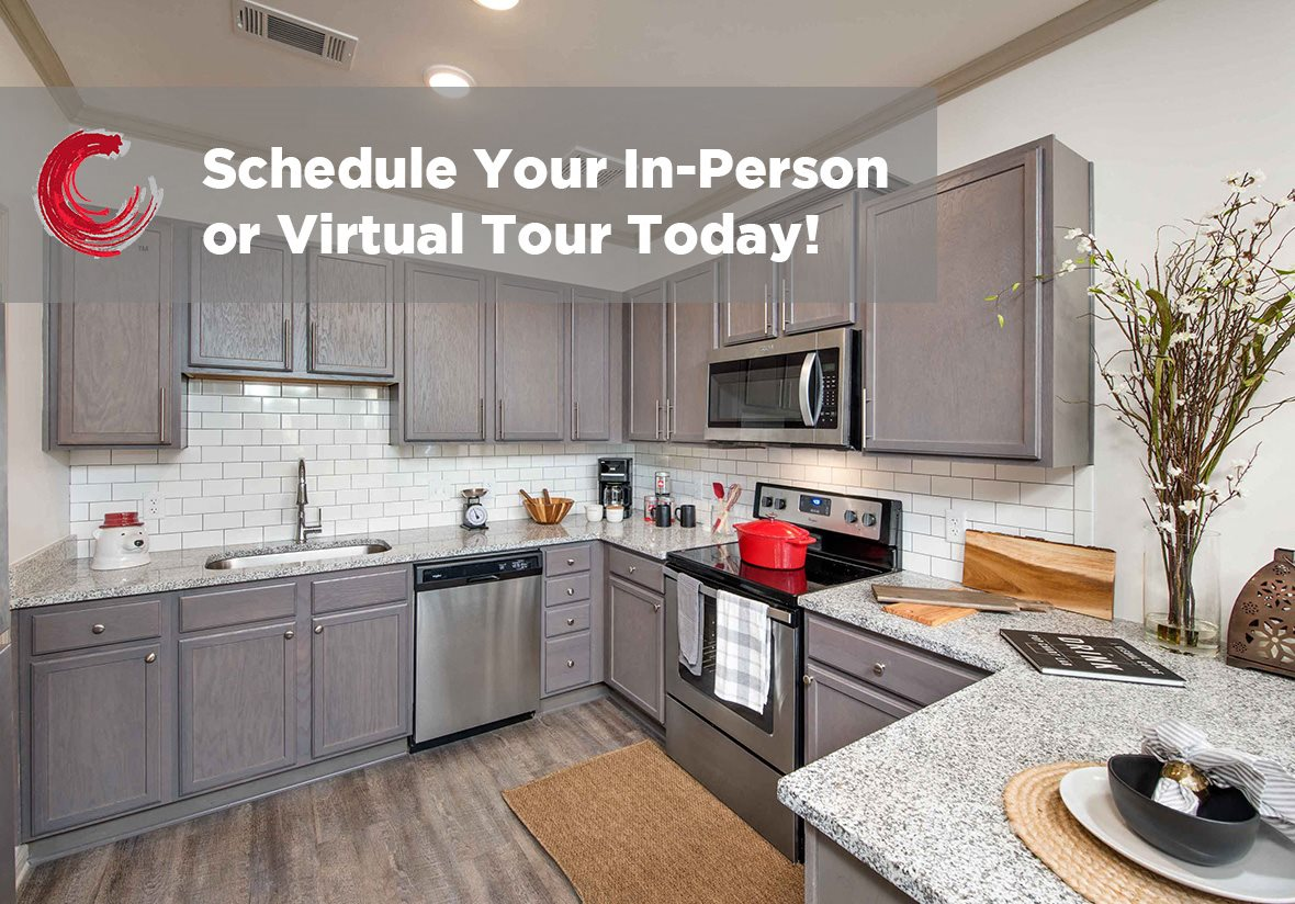 Schedule a Tour at Century New Holland