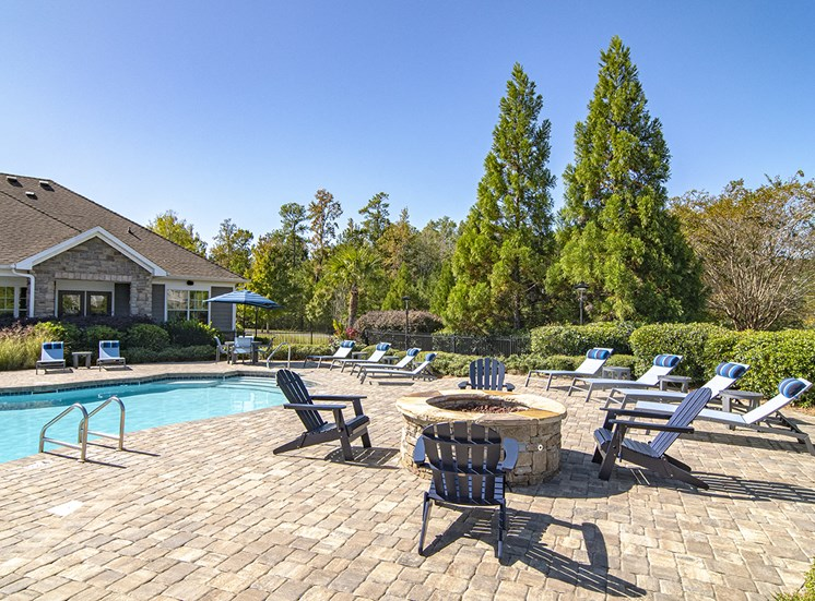 Swimming Pool And Relaxing Area at STONEGATE, Alabama