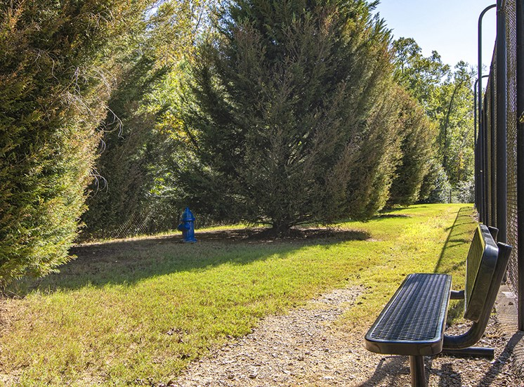 Green Space Walking Trails at STONEGATE, Alabama
