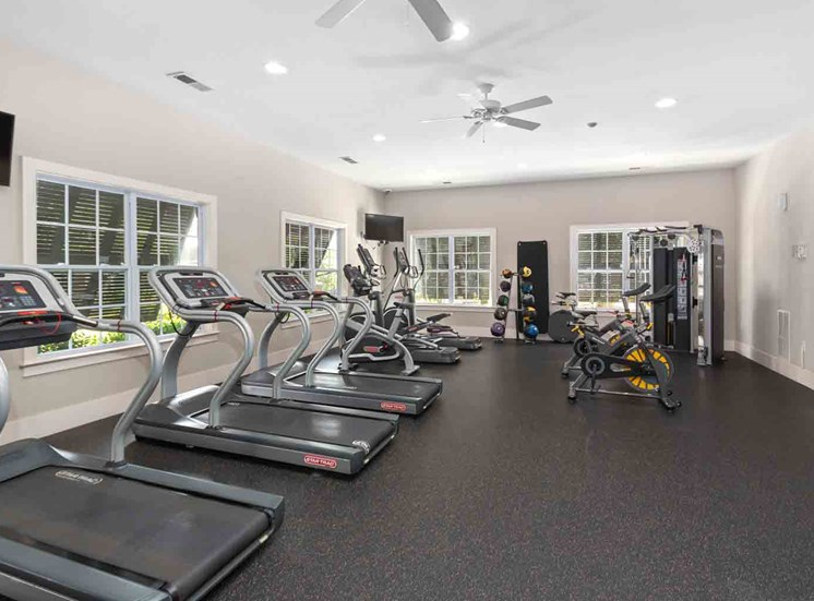 State Of The Art Fitness Center at Legends at Chatham, Savannah, GA, 31405