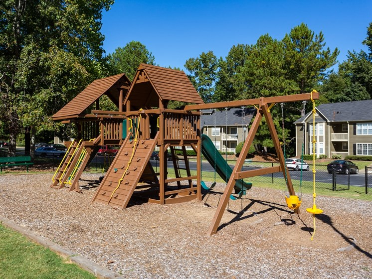 The Fields at Waterford Point- Exterior- Playground