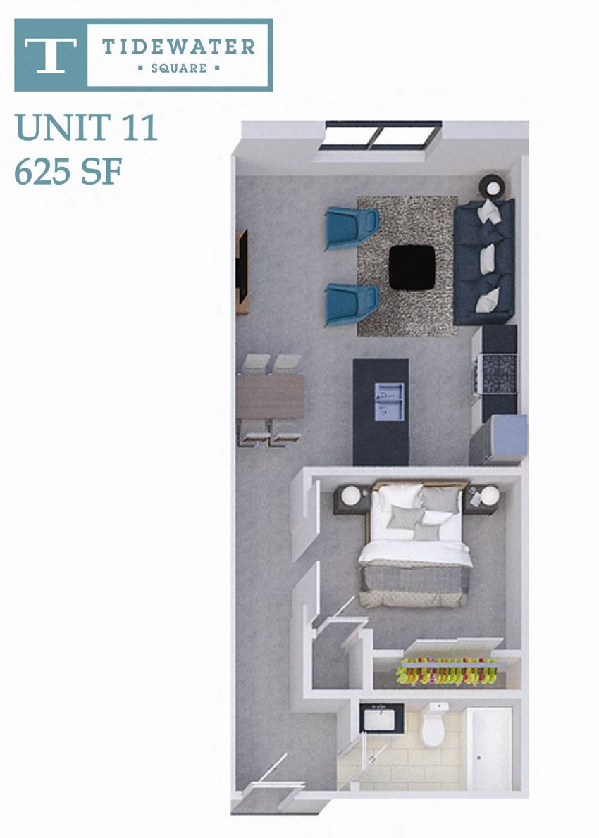 Tidewater Square Unit 11