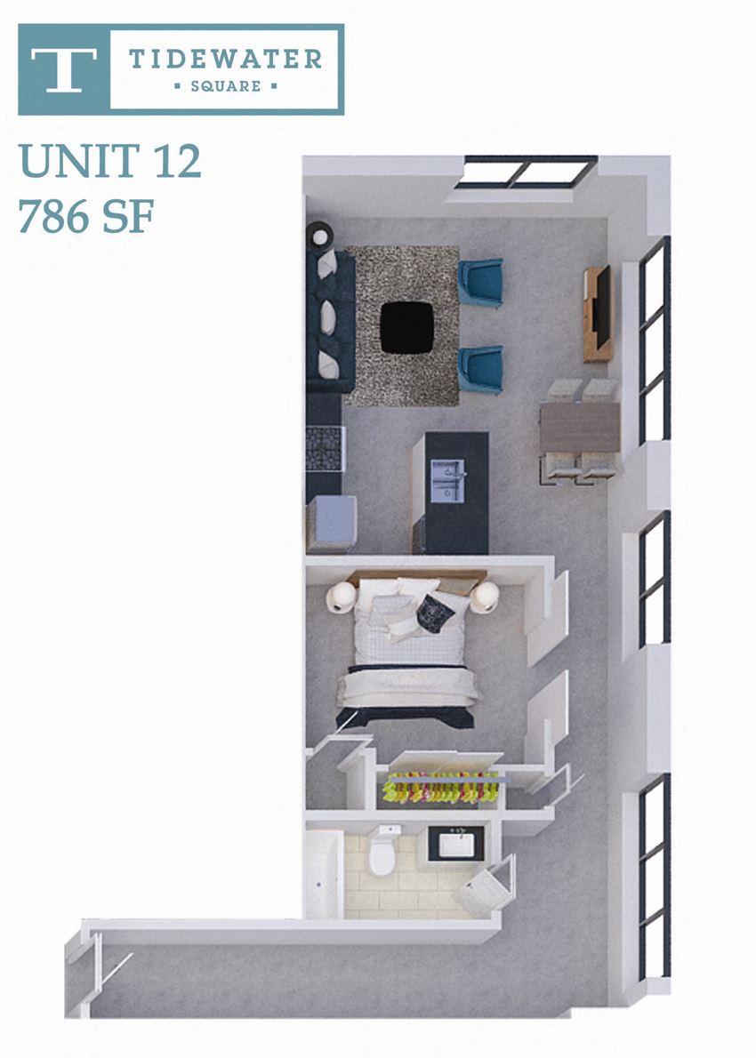 Tidewater Square Unit 12