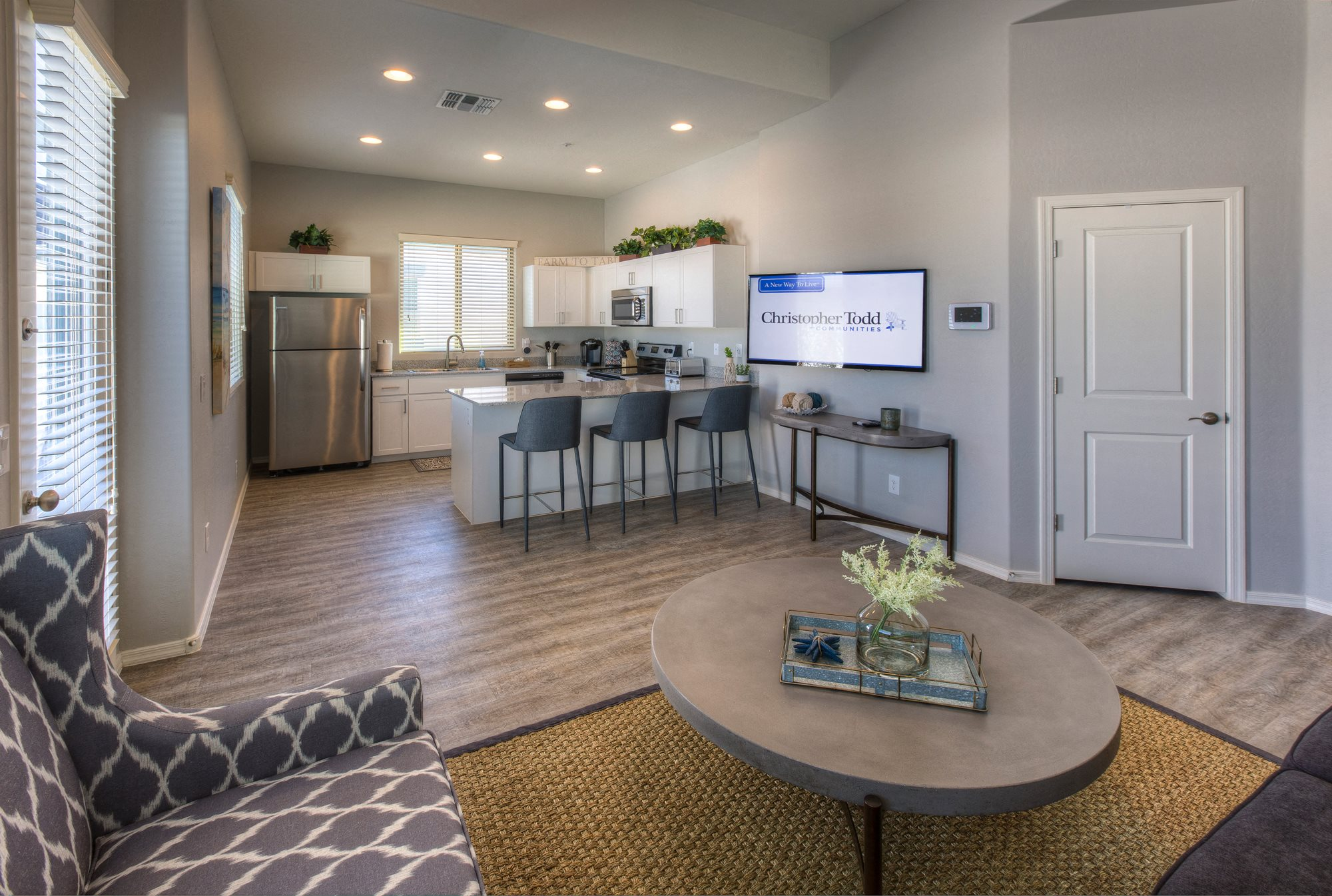 Spacious Living at Christopher Todd Communities,Spacious Living at Christopher Todd Communities