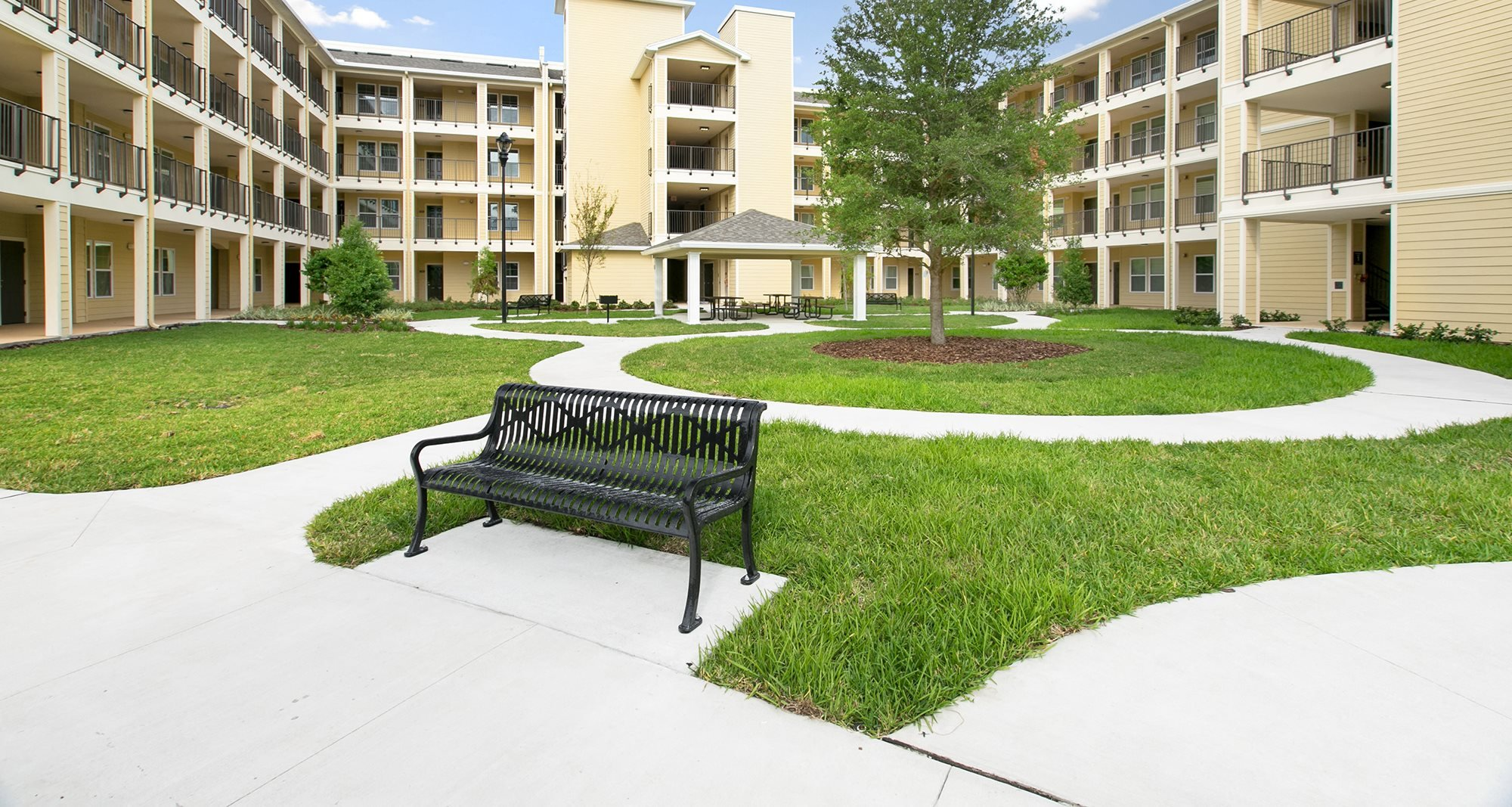 Senior Apartments In Fern Park Fl Garden Park Senior Living Concord Rents Concord Management Concordrents Com