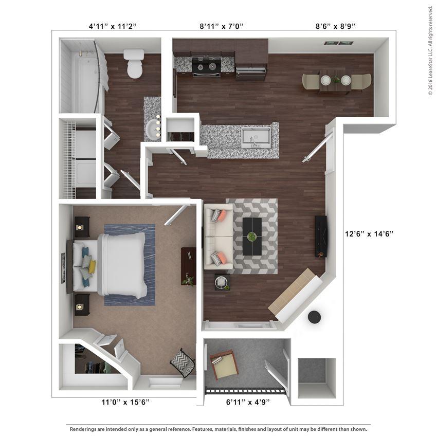 Phoenix Floor Plan