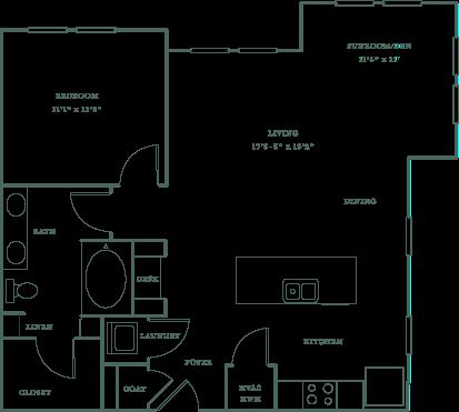 Allister North Hills - Beaufort floor plan