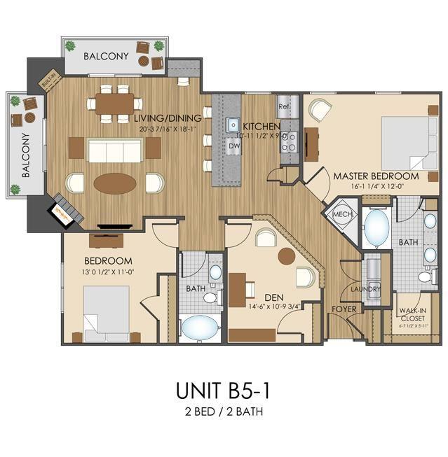 Hidden Creek Apartments Gaithersburg Maryland 2 bedroom 2 bath apartment