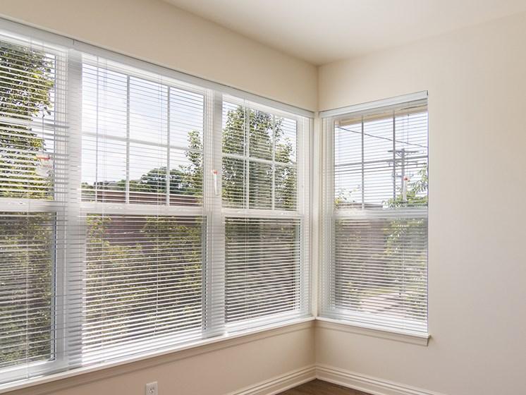 apartment windows_Crawford Square Pittsburgh, PA