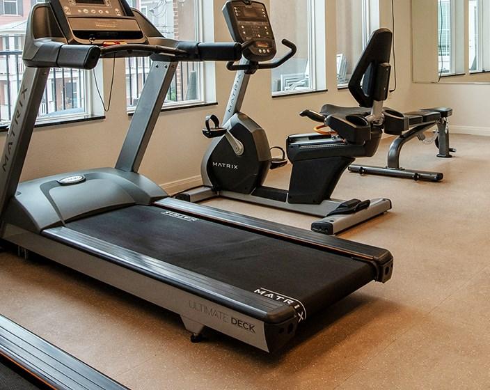 fitness machines-Cedars at Carver Park Galveston, TX