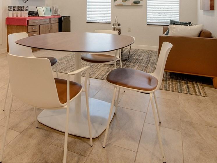 Leasing Office Waiting Area-Cedars at Carver Park Galveston, TX