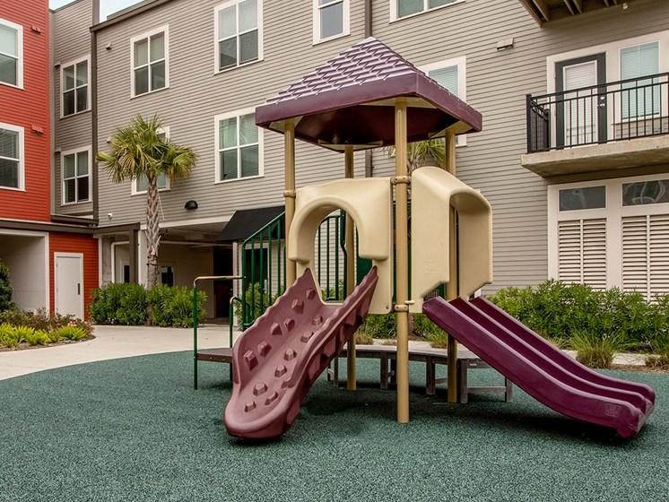 Playground-Cedars at Carver Park Galveston, TX
