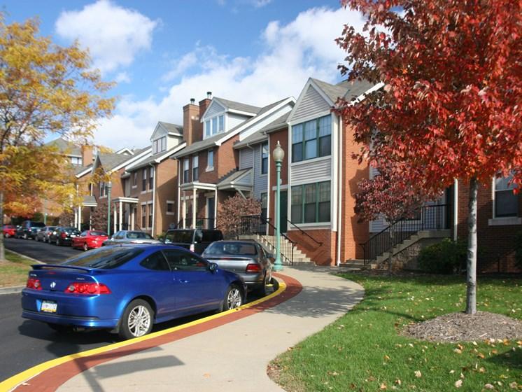 exterior apartment building_Crawford Square Pittsburgh, PA