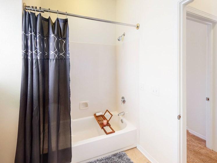 Apartment bathroom-Marrero Commons, New Orleans, LA