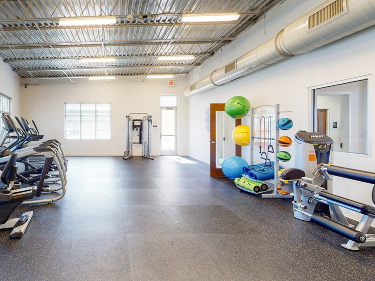 Fitness center-Marrero Commons, New Orleans, LA