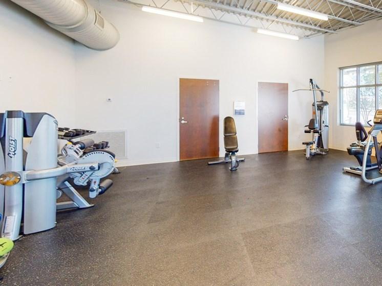 fitness center-Marrero Commons, New Orleans, LA