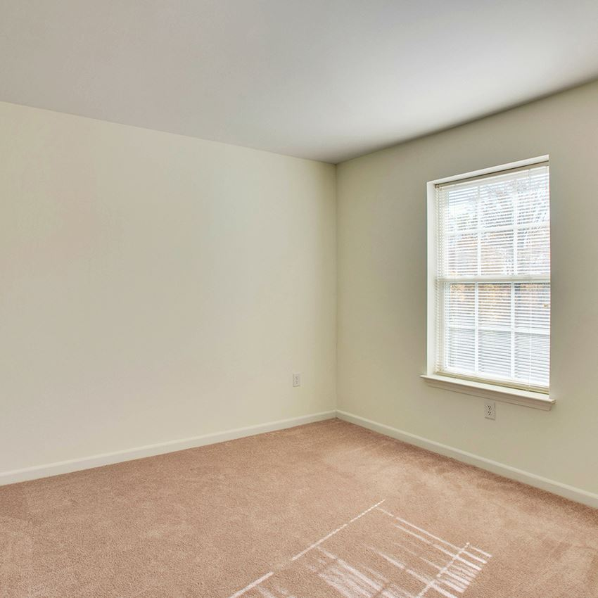 Apartment bedroom-Brookshire Senior Lawrenceville, NJ