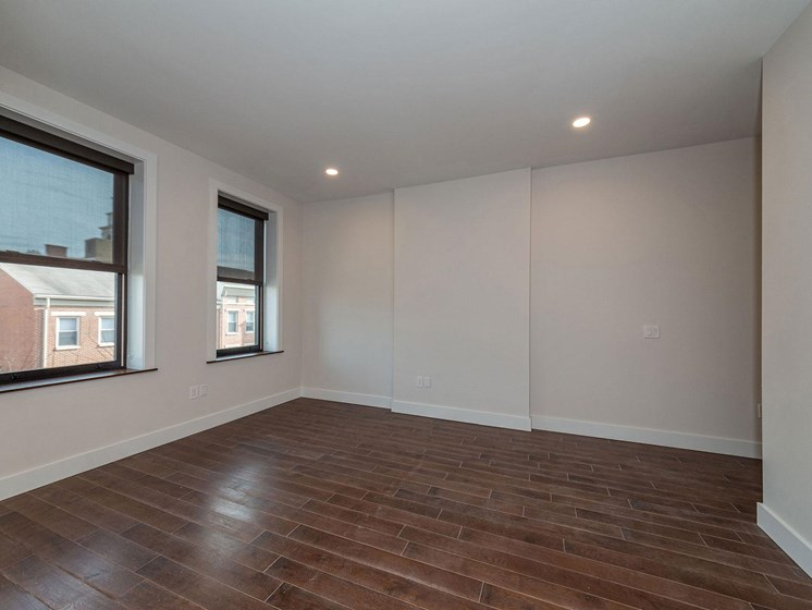 Unfurnished apartment bedroom_Columbia Flats Apartments Cincinnati, OH