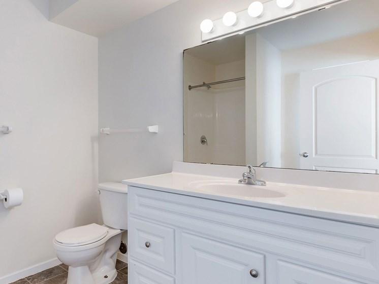 Bathroom-Heritage Park Apartments, Minneapolis, MN